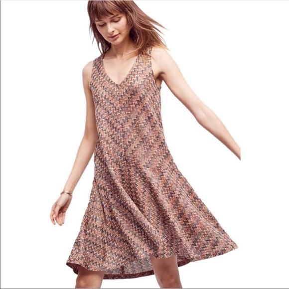 bbe93c6fd09f Anthropologie Dresses | Maeve Westwater Knit Dress L | Poshmark